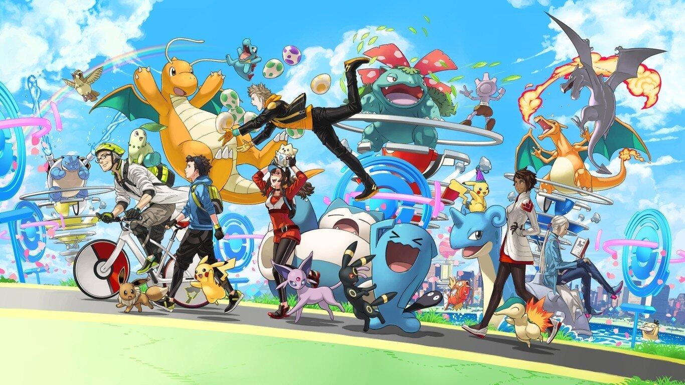 Amitié Pokémon GO