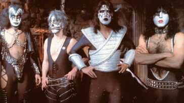 Kiss Biopic Shout It Out Loud Prévu Sur Netflix Avec