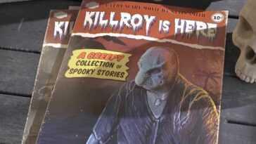 Kevin Smith Vendra Aux Enchères Son Anthologie D'horreur Killroy était