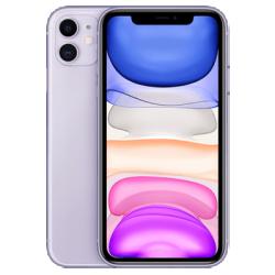 iPhone 11 violet vue de face 1