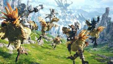 La bêta ouverte de Final Fantasy XIV PS5 est disponible au téléchargement maintenant