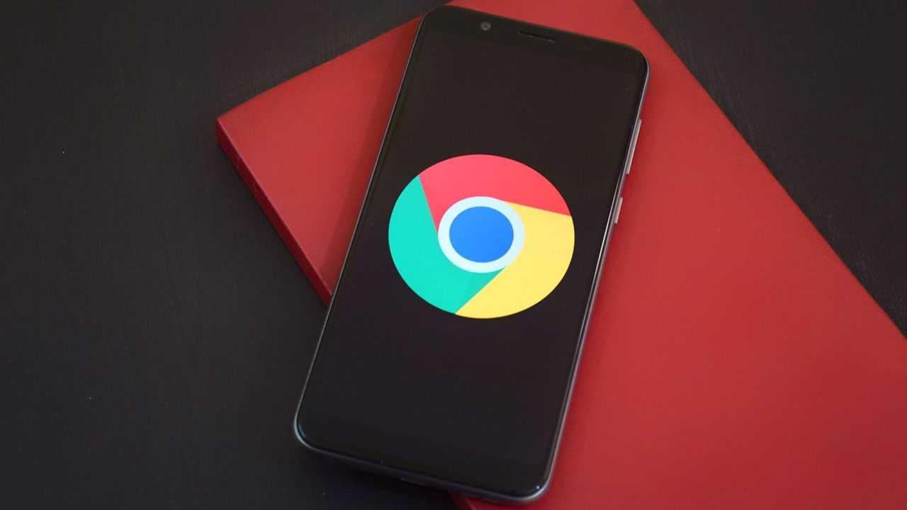 La dernière mise à jour de Google Chromes déplace l'historique des onglets récemment fermés vers l'onglet de recherche