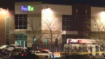 La famille du suspect de tir de FedEx s'exprime dans un communiqué: `` Nous avons essayé de lui demander de l'aide ''