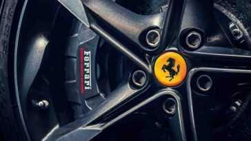La Première Ferrari Entièrement électrique Fera Ses Débuts D'ici 2025,