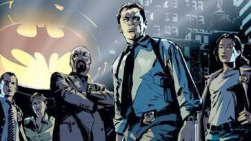 La Série Batman Hbo Max Parle De Jim Gordon, Mais