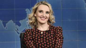 La star de 'SNL' Melissa Villaseñor fait l'impression la plus précise de Gwen Stefani