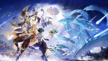 La version Genshin Impact PS5 arrive le 28 avril, ajoute le support 4K