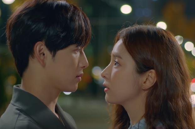 Ki Seon-gyeom et Oh Mi Joo essaient d'avoir une relation amoureuse (Photo: JTBC / Netflix)