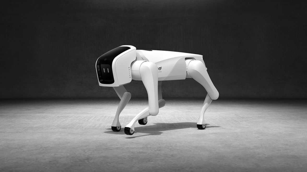 L'animal de compagnie ulti-mutt?  Une entreprise technologique chinoise développe des chiens robots qui utilisent l'IA pour entendre et voir