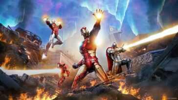L'anomalie Tachyon de Marvel's Avengers rassemble des héros du même genre