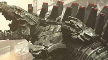 L'art Conceptuel De Mechagodzilla Révèle Un Regard Détaillé Sur Godzilla