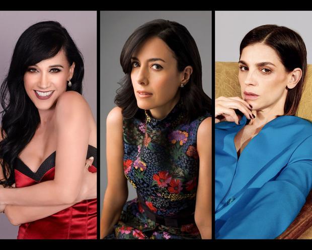 La série sera créée pour dépeindre la vie des premières dames du Mexique.  (Photo: MAG)