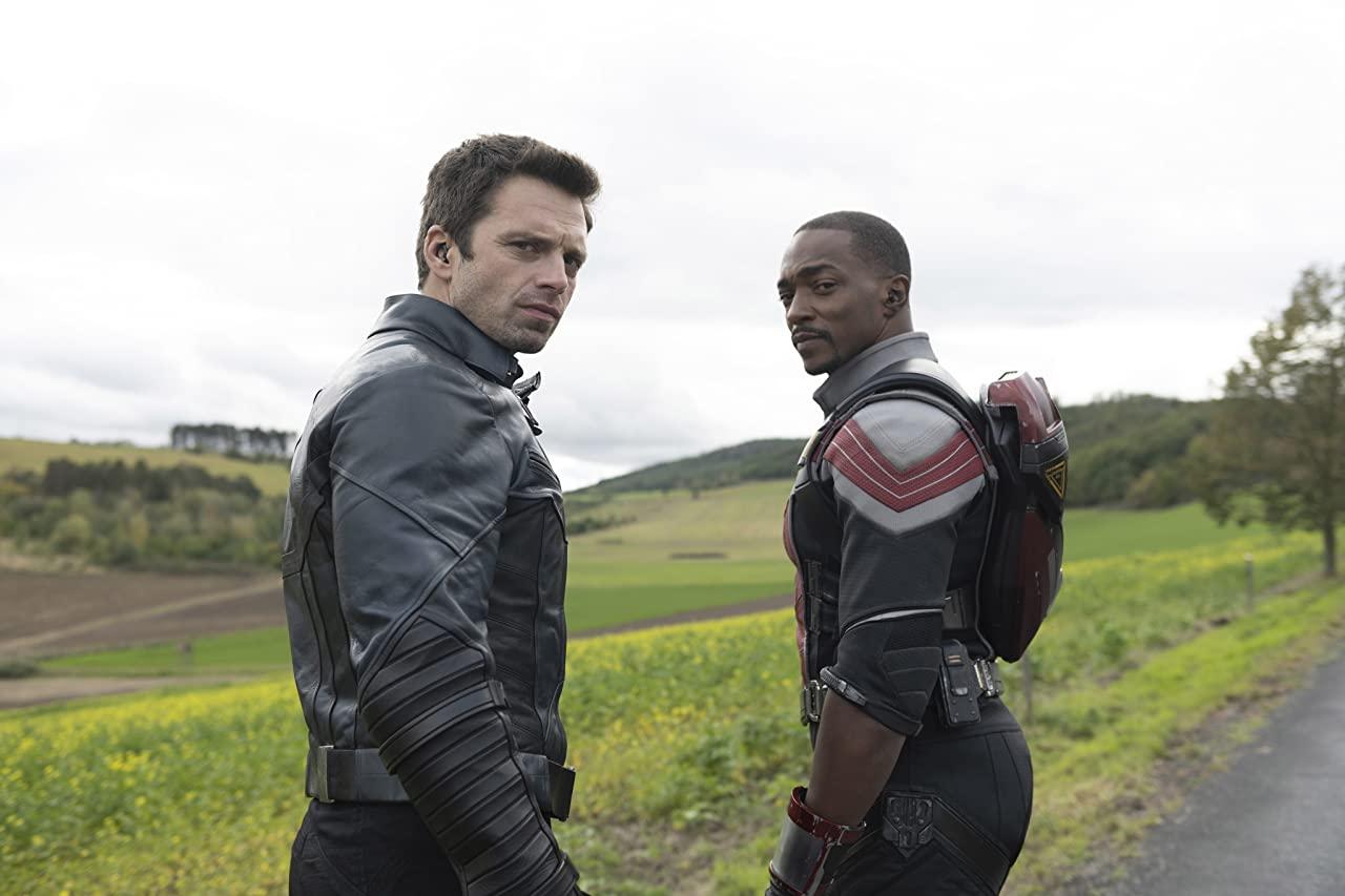 The Falcon and The Winter Soldier est le nouveau succès de Marvel.  Photo: (IMDB)
