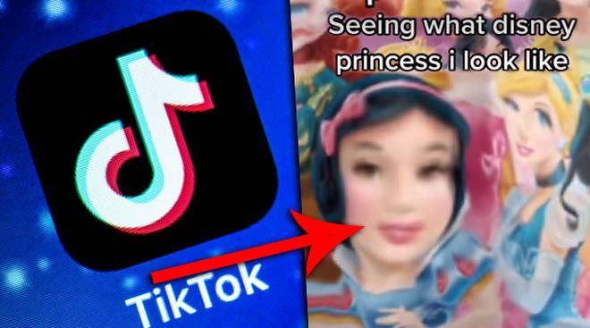 Filtre Shifting de TikTok: comment savoir à quelle princesse Disney vous ressemblez le plus