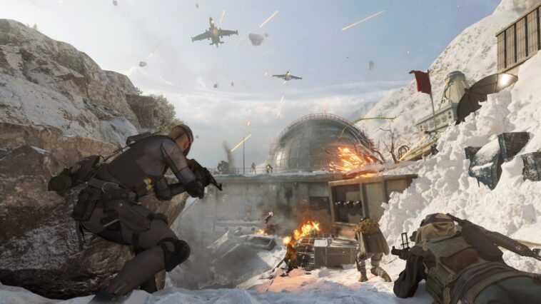 Le Lancement De La Nouvelle Carte Call Of Duty: Warzone
