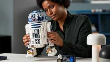 Le Nouveau Lego R2d2 Annoncé Pour Star Wars Day 2021