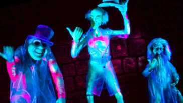 Le Remake De Disney's The Haunted Mansion Ushers In Dear