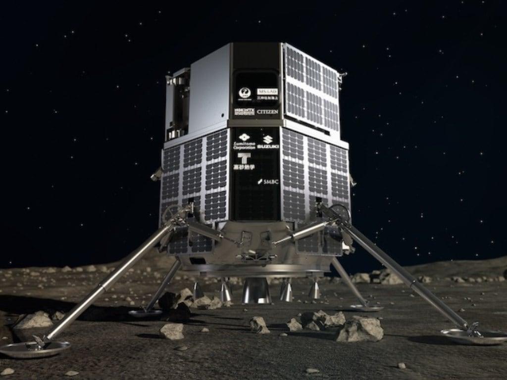 Le rover des EAU atterrira sur la lune en 2022 à bord de l'atterrisseur lunaire iSpace