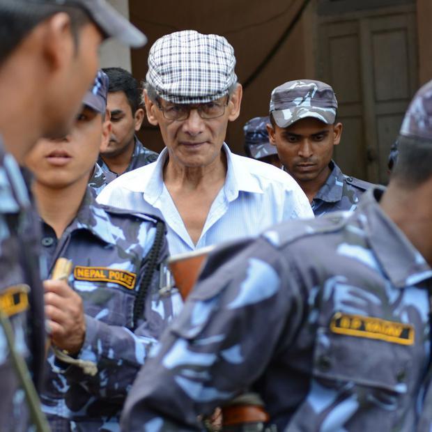 Au cours des années 1960 et 1970, Sobhraj a échappé à l'arrestation à plusieurs reprises et a toujours été en fuite.  (Photo: BBC)