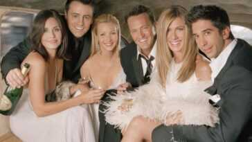 Le tournage du Friends Special sur HBO Max est terminé: premières photos et quand est-ce que c'est en première