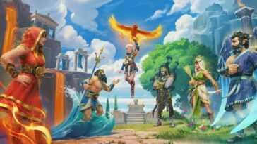 Le troisième DLC d'Immortals Fenyx Rising fait les choses différemment, la semaine prochaine