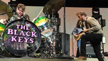 Les Black Keys Annoncent Un Nouvel Album De Couverture De