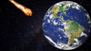 Un Astéroïde Potentiellement Dangereux Aussi Gros Que La Tour Eiffel