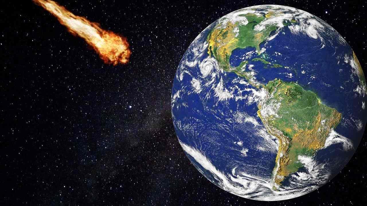 Near Earth L'astéroïde 2016 AJ193 survolera la Terre le samedi 21 août.  Crédit image : Pixabay