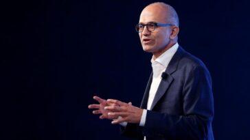 Les Bénéfices De Microsoft Bondissent De 44% à 15,5 Milliards