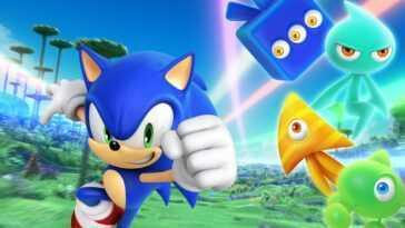 Les couleurs Sonic exclusives à la Nintendo Wii pourraient éclairer la PS4