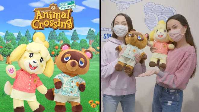 Les fans d'Animal Crossing critiquent Build-A-Bear