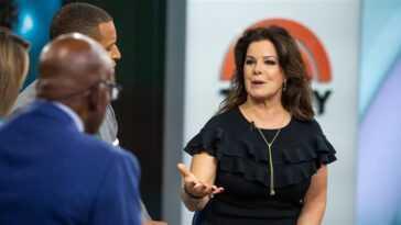 Marcia Gay Harden s'excuse après que l'insulte apparente de Judi Dench soit devenue virale