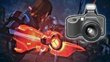 Mass Effect Legendary Edition: En Mode Photo, Vous Prenez Des