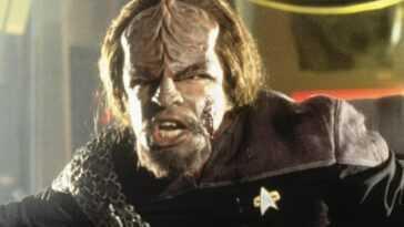 Michael Dorn Taquine Le Retour De Worf, Mais Ce N'est