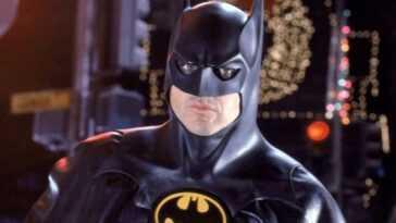 Michael Keaton Revient En Tant Que Batman Cette Semaine Pour