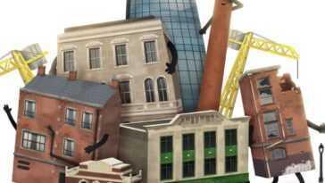 Mini Review: Les bâtiments ont aussi des sentiments (PS4) - Un jeu de gestion dépourvu de bases solides