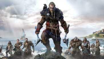 Mise à jour d'Assassin's Creed Valhalla à venir, trophées DLC en direct sur PS4