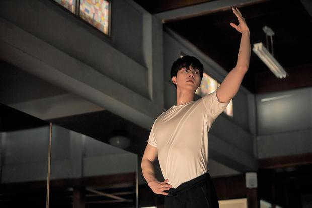 Song Kang, qui faisait également partie de «Love Alarm», est le protagoniste de «Navillera» (Photo: Netflix)