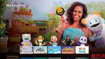 Netflix Redessine Le Profil Des Enfants Pour Afficher Les Titres