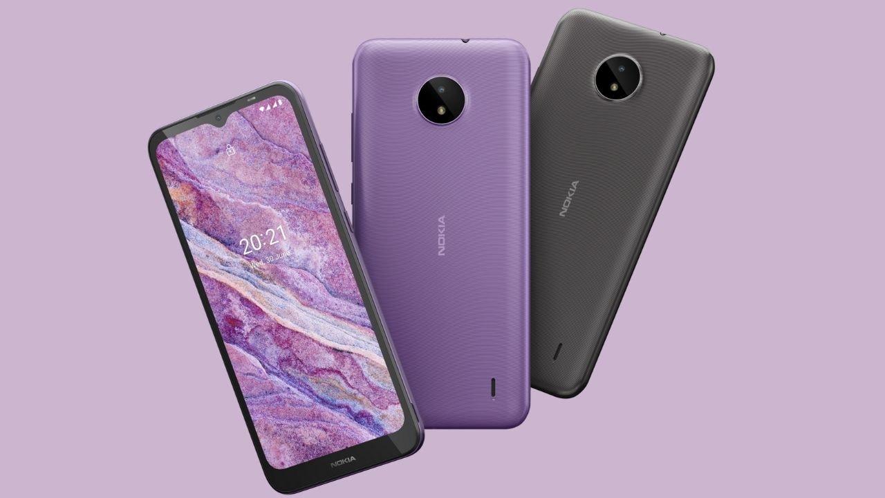 Nokia X20, Nokia X10, Nokia G20, Nokia G10, Nokia C20 et Nokia C10 lancés dans le monde
