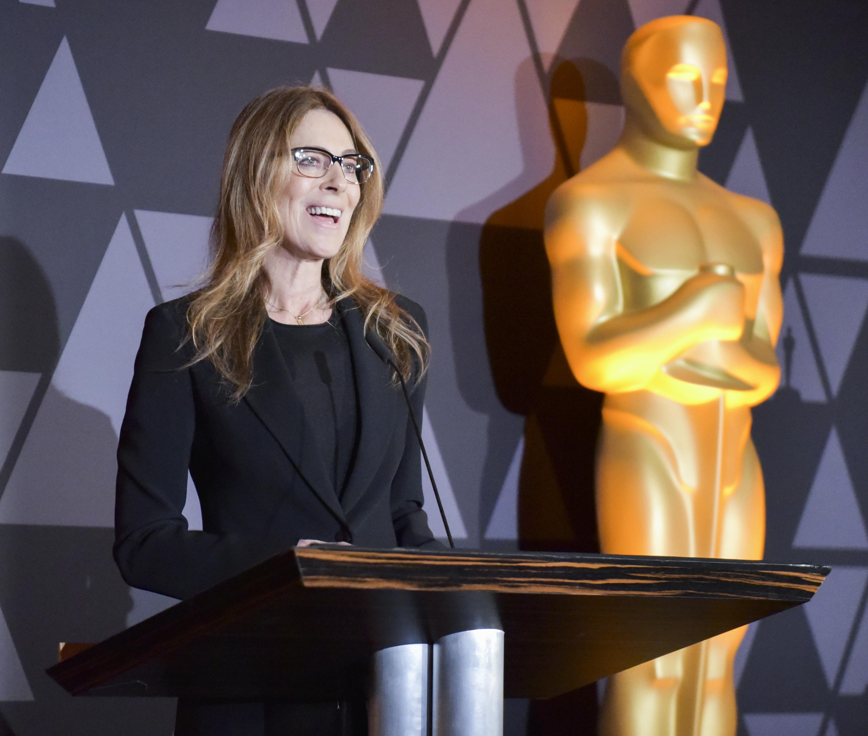 Kathryn Bigelow a été la première femme à remporter un Oscar du meilleur réalisateur.  Photo: (Getty)