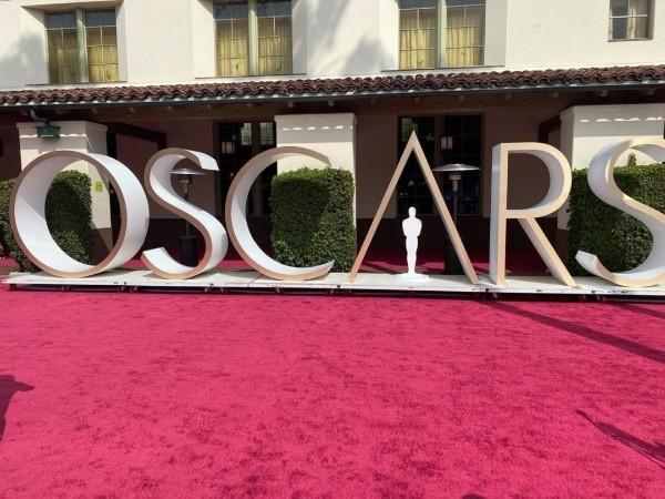 Le tapis rouge des Oscars.  Photo: (L'Académie)