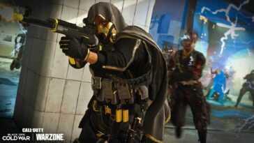 Parce Que Dans Call Of Duty: Warzone, Les Joueurs Se
