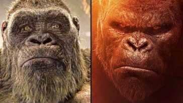 Pourquoi King Kong A L'air Différent Dans Godzilla Vs. Kong