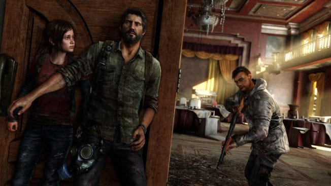 The Last of Us, jeu exclusif PS4