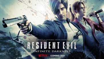 Resident Evil: Infinite Darkness Arrive Sur Netflix En Juillet, Nouvelle