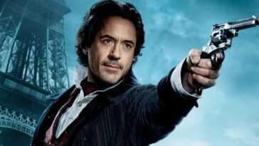 Robert Downey Jr. A T Il Enfin Commencé La Production Sur Sherlock