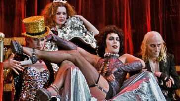 Rocky Horror Picture Show Joué Dans Un Théâtre De Portland
