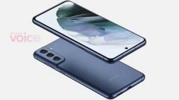 """Samsung Galaxy S21 Fe: Premier Aperçu Du Nouveau """"Édition De"""