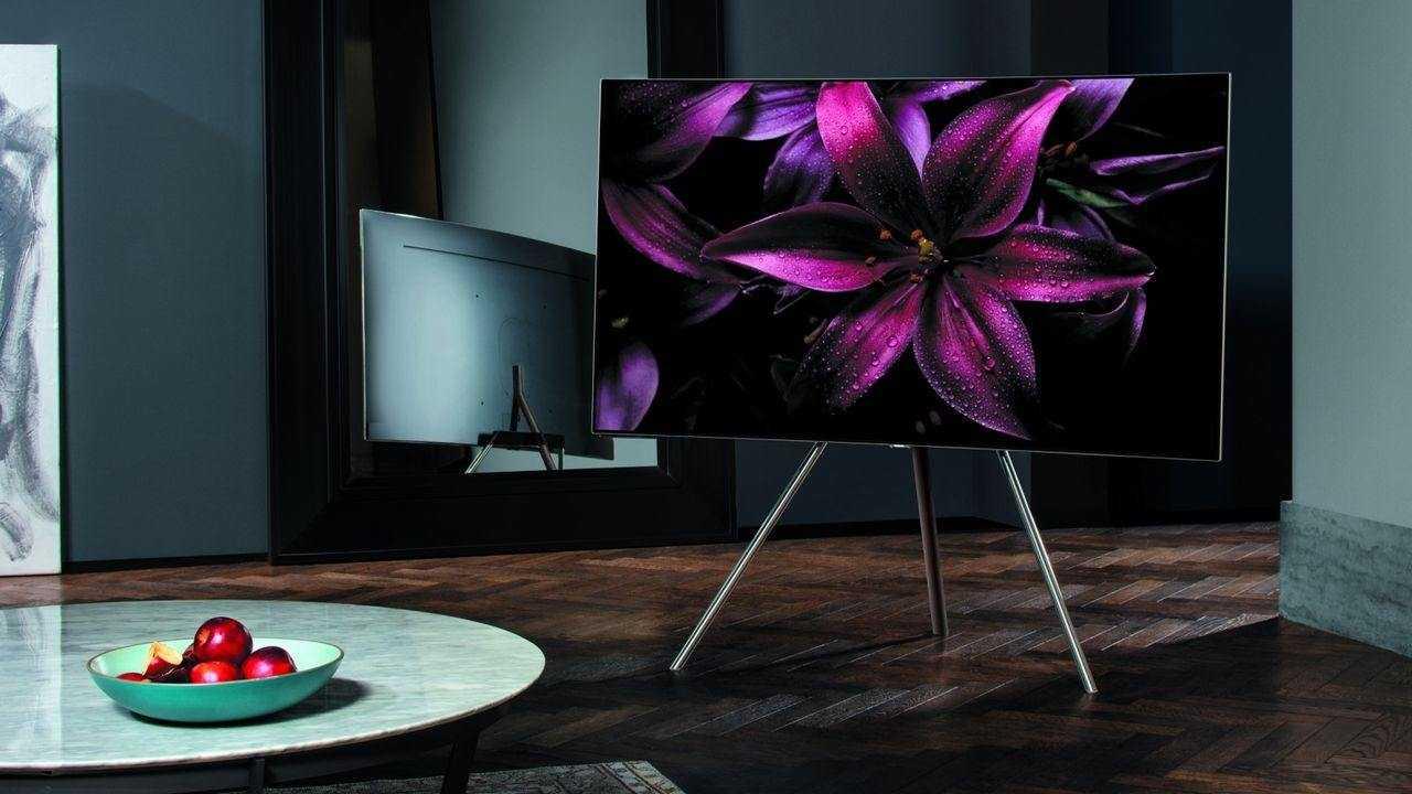 Samsung et MediaTek dévoilent le premier téléviseur intelligent au monde avec Wi-Fi 6E appelé Samsung 8K QLED Y21